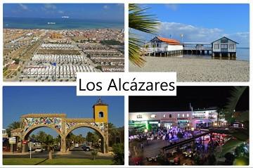 Los Alcázares - Van Dam Estates
