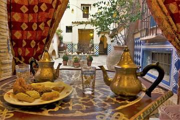 Marokkaanse Oase in Crevillentes Campo - Van Dam Estates