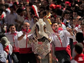 Vreemde feesten 2: Hollen met 'wijnpaarden' in Caravaca - Van Dam Estates