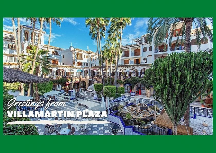 Groeten uit Villamartin Plaza - Van Dam Estates