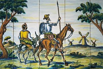 Onderweg in Spanje 3: In de voetsporen van Don Quichot - Van Dam Estates