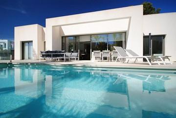 Detached Villa in Finestrat - Resale ?> - Van Dam Estates