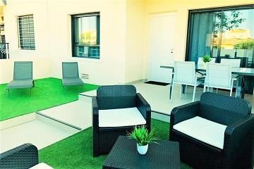 Modern overwinter appartement met zonnig terras in Mil Palmeras - Van Dam Estates
